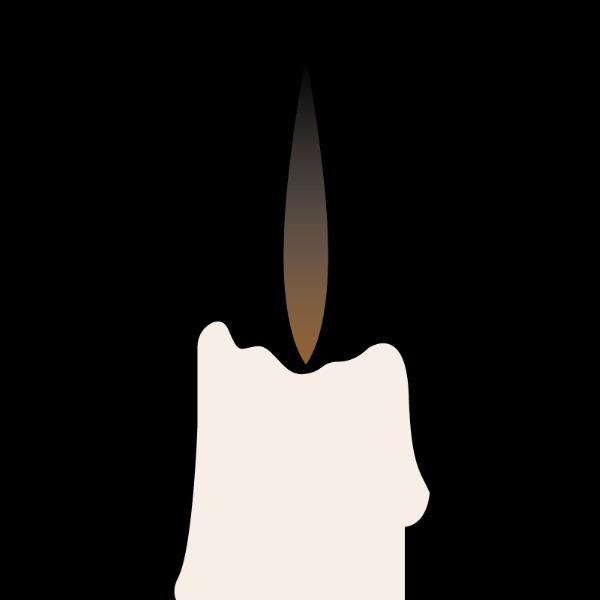 白色蜡烛邓小平逝世纪念日