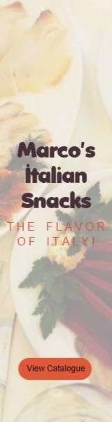 Marco's Italian Snacks