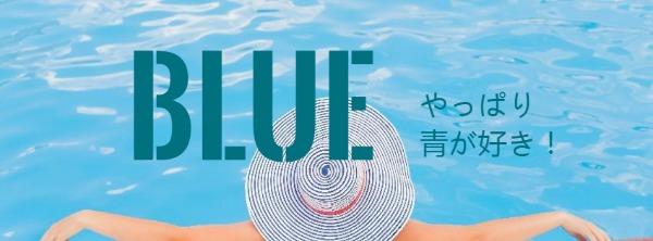蓝色假日主题封面