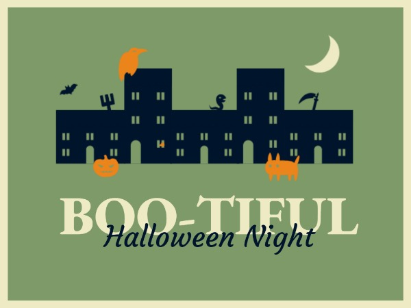 Boo-tiful Halloween Night