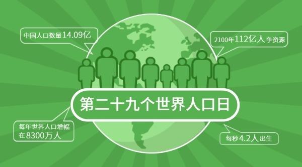 世界人口日