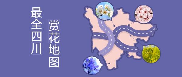 春節賞花地圖盤點