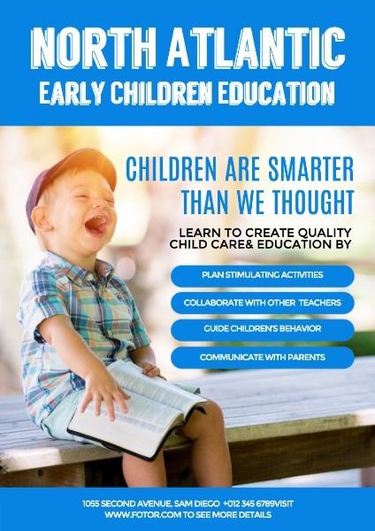 北美儿童早教学校教育培训