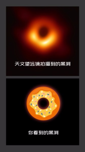宇宙天体黑洞