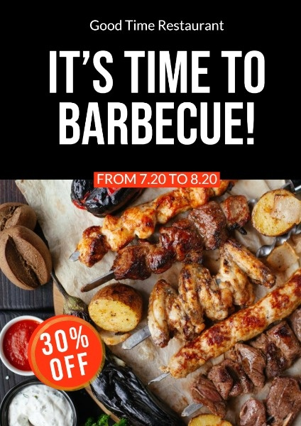 Barbecue Discount