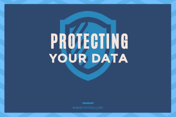 保护你的数据