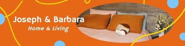 Orange Living Cover