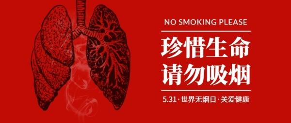 531禁煙吸煙健康吸煙肺