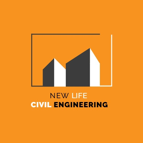建筑工程Logo模板