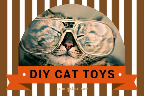 DIY玩具猫