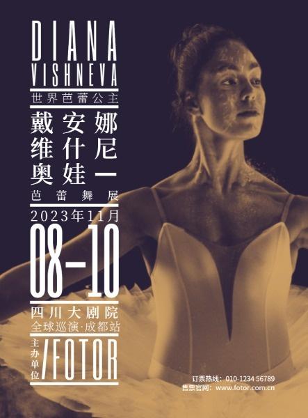 全球巡演芭蕾舞展