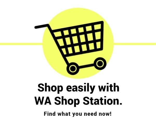 Shop With WA Shop Station