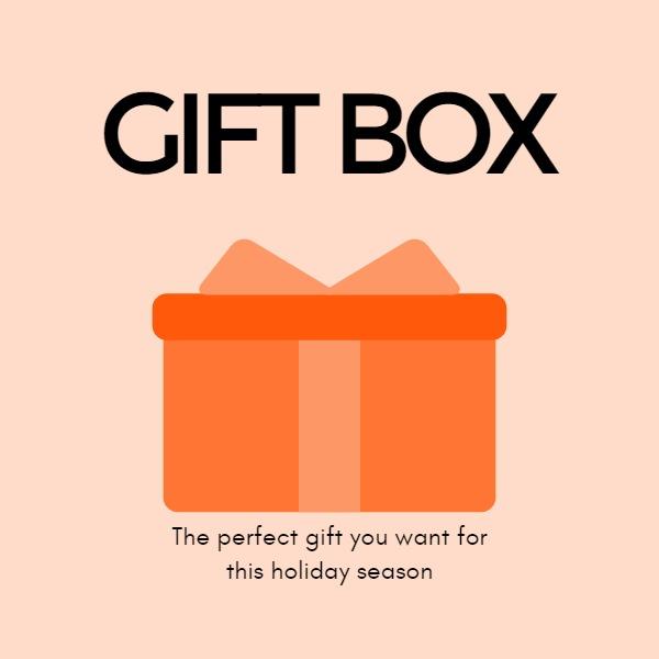 礼物假日盒子