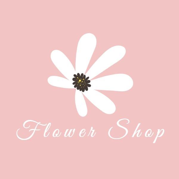 粉色小清新花店鲜花