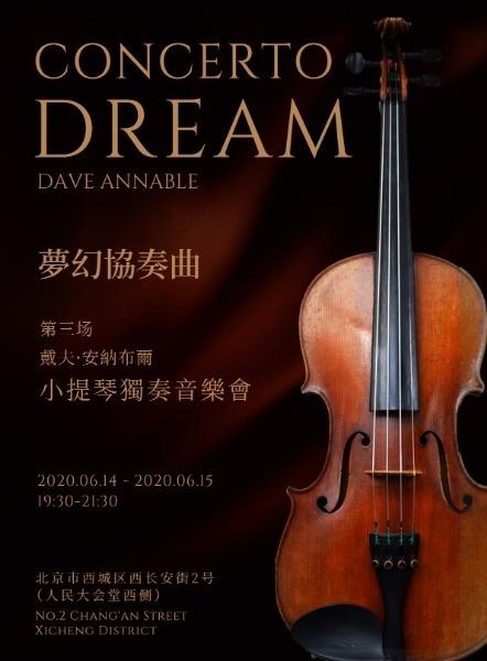 小提琴音乐会