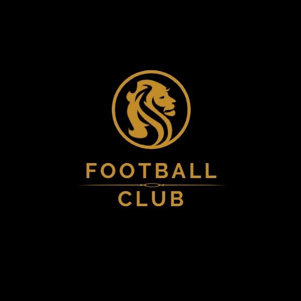 动物狮子俱乐部足球