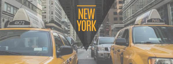 黄色城市主题封面