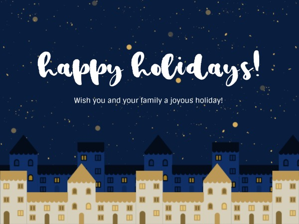Family Holiday Greeting