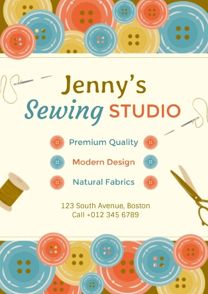 Sewing Store