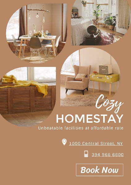 Collage Homestay