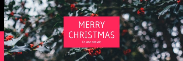 黑色圣诞主题封面
