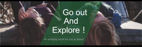 绿色生活主题封面