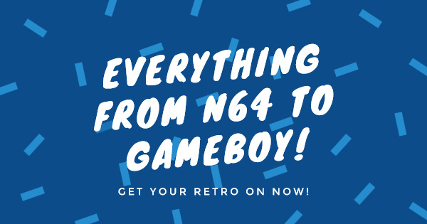 EVERYTHING FROM   N64   TO GAME BOY