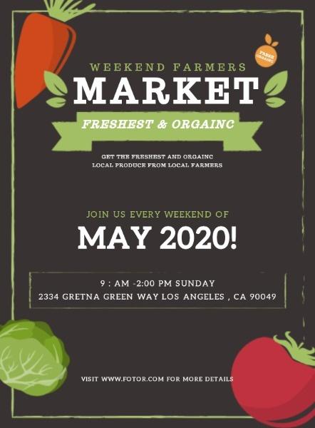 蔬菜水果市场