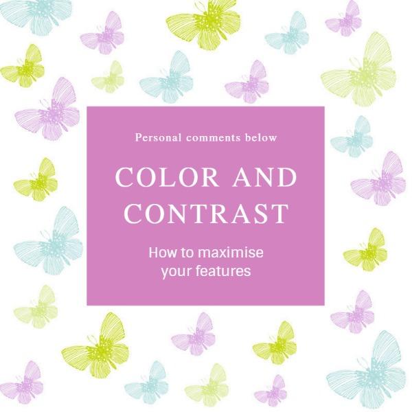 紫色颜色艺术主题海报
