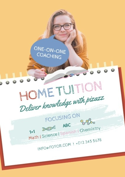 Home Tuition Course Learning