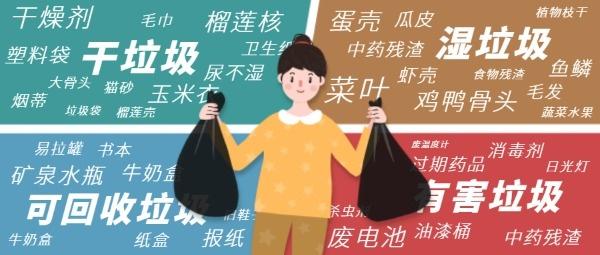 垃圾分类回收
