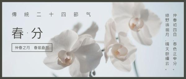 傳統文化24節氣春分