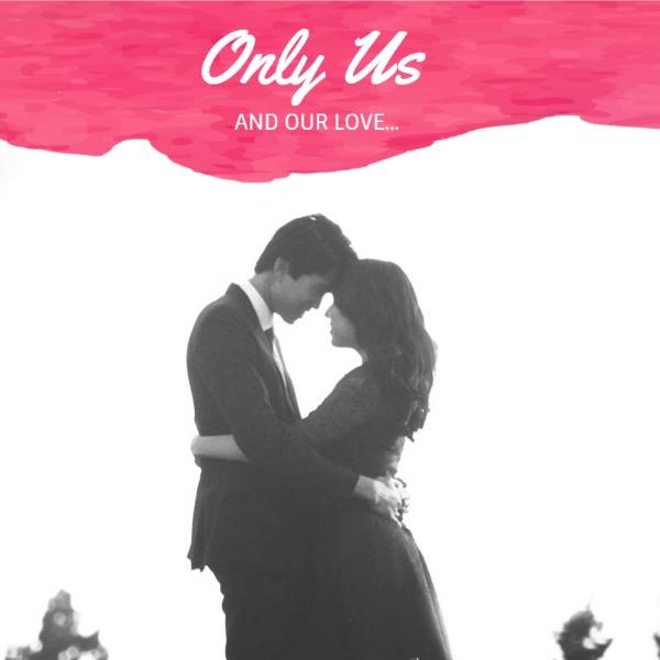 仅仅只有我们两人的爱情