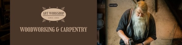 Brown Carpentry Cover