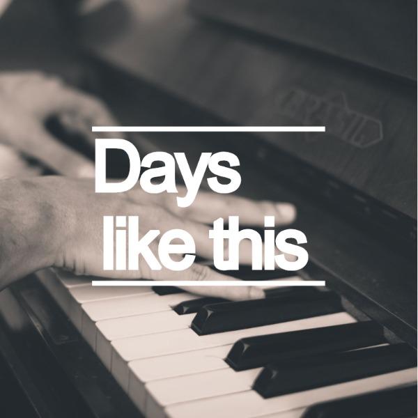 钢琴摄影主题海报