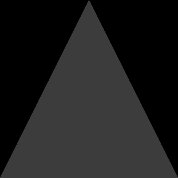 三角形几何背景装饰标识