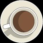 咖啡杯咖啡装饰装饰元素餐饮