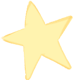 星星五角星装饰装饰元素黄色