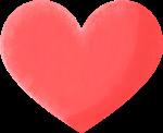 心爱心心形红心桃心