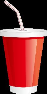 杯子吸管饮品饮料饮料店