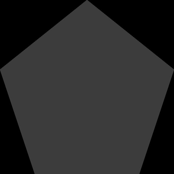 五角形五边形几何基本常用