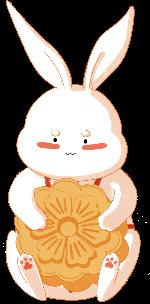 玉兔月兔兔子兔小白兔