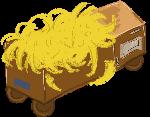 麦穗植物麦子小麦卡车