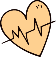 心脏心跳心电图心医学
