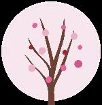 树花植物装饰元素装饰