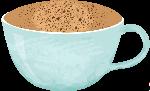 咖啡杯咖啡摩卡卡布奇诺拿铁