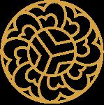 花纹中国纹饰纹理窗花装饰