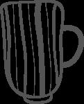 杯子水杯饮料咖啡茶