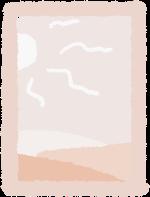 画框粉色背景位图照片