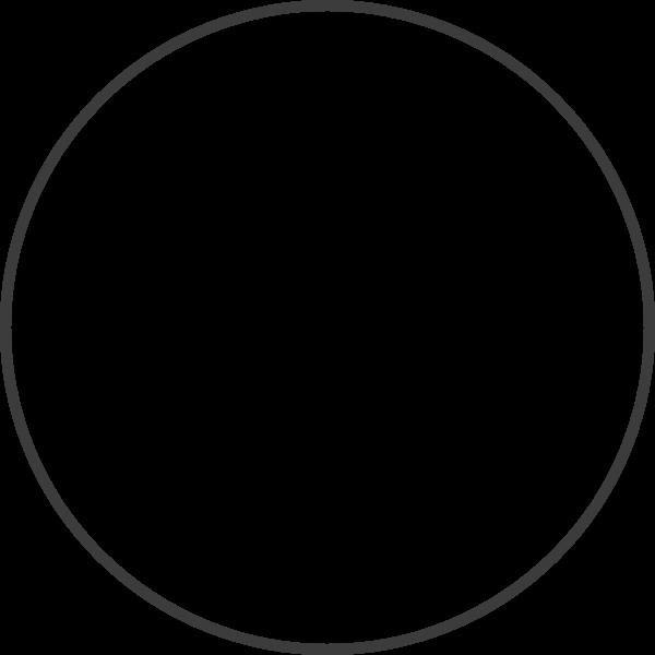 圆圈圆形圆框边框